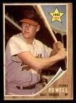 1962 Topps #99  Boog Powell  Front Thumbnail