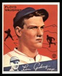 1934 Goudey Reprint #22  Arky Vaughan  Front Thumbnail