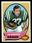 1970 Topps #210  Tom Woodeshick  Front Thumbnail