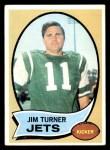 1970 Topps #104  Jim Turner  Front Thumbnail
