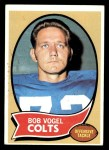 1970 Topps #15  Bob Vogel  Front Thumbnail
