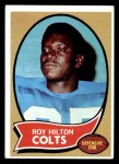 1970 Topps #38  Roy Hilton  Front Thumbnail