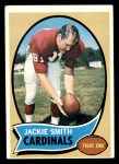 1970 Topps #225  Jackie Smith  Front Thumbnail