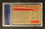 1954 Bowman #96  Joe Adcock  Back Thumbnail