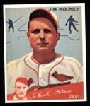 1934 Goudey Reprint #83  Jim Mooney  Front Thumbnail