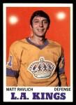 1970 Topps #32  Matt Ravlich  Front Thumbnail