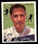 1934 Goudey Reprint #55  Ed Holley  Front Thumbnail