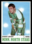 1970 Topps #47  Danny Grant  Front Thumbnail