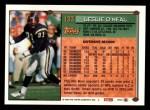 1994 Topps #133  Leslie O'Neal  Back Thumbnail