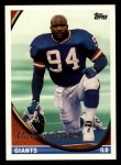 1994 Topps #124  Michael Brooks  Front Thumbnail