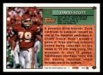 1994 Topps #4  David Szott  Back Thumbnail