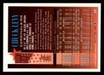 1994 Topps #29  Chuck Levy  Back Thumbnail