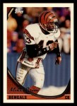 1994 Topps #142  Mike Brim  Front Thumbnail