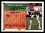 1994 Topps #69  Jay Taylor  Back Thumbnail