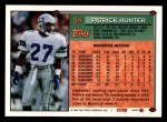 1994 Topps #84  Patrick Hunter  Back Thumbnail
