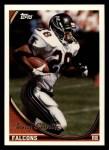 1994 Topps #52   -  Tony Smith Record Breaker Front Thumbnail