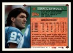 1994 Topps #36  Marc Spindler  Back Thumbnail