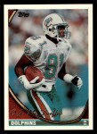 1994 Topps #136  O.J. McDuffie  Front Thumbnail