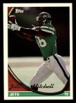 1994 Topps #15  Johnny Mitchell  Front Thumbnail