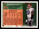 1994 Topps #123  Henry Jones  Back Thumbnail