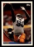1994 Topps #276  Sean Gilbert  Front Thumbnail