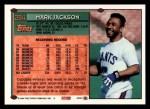 1994 Topps #294  Mark Jackson  Back Thumbnail