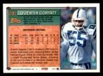 1994 Topps #280  Quentin Coryatt  Back Thumbnail