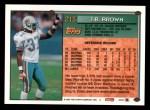 1994 Topps #213  J.B. Brown  Back Thumbnail