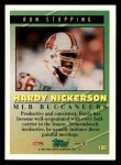 1994 Topps #198   -  Hardy Nickerson Tools of the Game Back Thumbnail