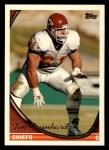 1994 Topps #427  Tim Grunhard  Front Thumbnail