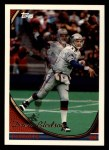 1994 Topps #360   -  Drew Bledsoe Special Effects Front Thumbnail