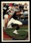 1994 Topps #421  Shawn Jefferson  Front Thumbnail