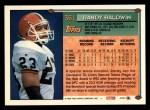 1994 Topps #361  Randy Baldwin  Back Thumbnail