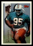 1994 Topps #437  Tim Bowens  Front Thumbnail