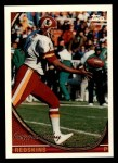 1994 Topps #420  Reggie Roby  Front Thumbnail