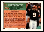 1994 Topps #331  Doug Pelfrey  Back Thumbnail
