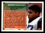 1994 Topps #338  Darryl Ashmore  Back Thumbnail