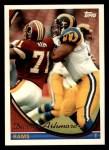 1994 Topps #338  Darryl Ashmore  Front Thumbnail