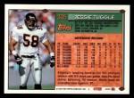 1994 Topps #305  Jessie Tuggle  Back Thumbnail