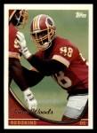 1994 Topps #366  Tony Woods  Front Thumbnail