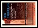 1994 Topps #386  Rob Fredrickson  Back Thumbnail