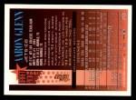 1994 Topps #313  Aaron Glenn  Back Thumbnail