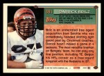 1994 Topps #391  Darrick Brilz  Back Thumbnail