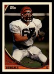 1994 Topps #391  Darrick Brilz  Front Thumbnail