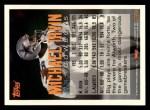 1994 Topps #318  Michael Irvin  Back Thumbnail
