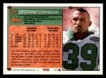 1994 Topps #370  Johnny Johnson  Back Thumbnail