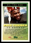 1994 Topps #553   -  Eric Turner Tools of the Game Back Thumbnail