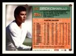 1994 Topps #583  Rich Camarillo  Back Thumbnail