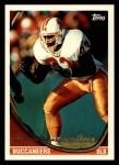 1994 Topps #464  Demetrius DuBose  Front Thumbnail