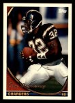 1994 Topps #648  Eric Bieniemy  Front Thumbnail